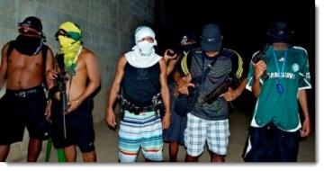 gangbangers guns